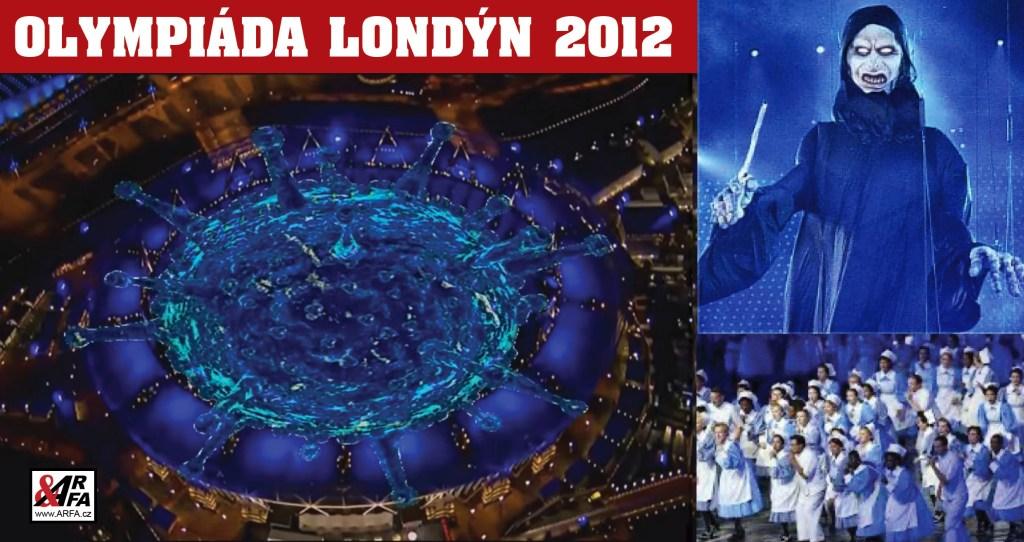 Čiré zlo, nebo jen náhoda? COVID-19 jako prediktivní programování: Na sociálních sítích se šíří děsivá podoba zahájení olympijských her 2012 v Londýně a pandemie koronaviru… Šílené? Posuďte sami