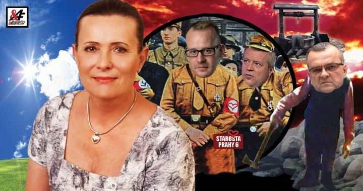 Alena Vitásková vrací úder: Z Kalouska čiší nenávist. Jsme na stopě nacisty Koláře – byl to příbuzný dua Kolářů, likvidátorů sochy maršála Koněva?