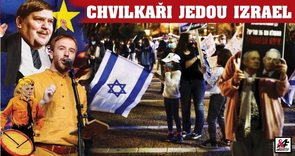 """Jsou tu zas! Milion chvilek vylezlo z lesa a chystá obskurní seanci """"podle vzoru Izrael"""". Podivná cesta na Západní břeh pod černou vlajkou. Šokující podrobnosti a unikátní VIDEO"""