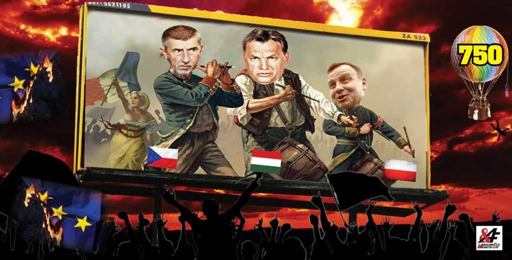 Bratři v triku: Babiš, Orbán, Duda. Evropská unie udělala pro svou záchranu to jediné, co mohla: Uplatila své členy cizími penězi. Ale pozor: Je to past. Zvítězili jsme? Ano, ale pouze tehdy, když nehodláme nic vracet