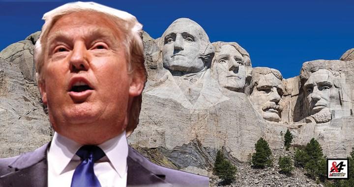 """Skvělý projev Donalda Trumpa ke Dni nezávislosti: """"Levicový fašismus ničí tuto zemi. Média a školy učí naše děti nenávidět."""" VIDEO s titulky. Týká se to i nás? Propagandistická CNN opět přistižena při lži"""