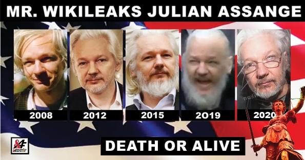 Mr. Wikileaks: První novinář, kterému hrozí poprava, protože dělal svou práci. Julian Assange. Po krutém mučení začal soud. Zvěrstva americké armády a prohnilost Hlubokého státu.
