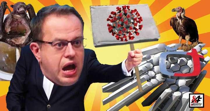 """To snad ne! Česká televize CENZURUJE vládní zprávy o koronaviru! Premiér Babiš: """"Zabránili mému expertovi vysvětlit klíčový graf!"""" Tři zásadní věcí, které Česká televize tají"""