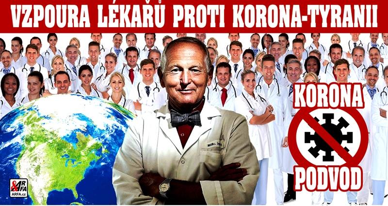 Prymulo, tohle si přečti: 500 německých lékařů označilo pandemii Covid za GLOBÁLNÍ ZLOČIN a hnusný pokus o SVĚTOVOU DIKTATURU. Povstaly tisíce lékařů z celého světa. Českou petici podepsalo již přes 60 tisíc lidí!