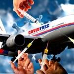 Konspirace skutečností! První aerolinka bude povinně požadovat doklad očkování na COVID-19. A už se hlásí další! Ve finále: cestovní zdravotní pas. Dobrovolně povinná vakcinace se blíží!
