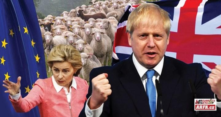 Konečně! Británie je volná! Jak dostala Uršula napráskáno. Už žádné Euro-soudy, žádní EU-Jugend! Dost bylo německého zahnívajícího Euro-zombie-monstra! Inspirace pro ostatní.