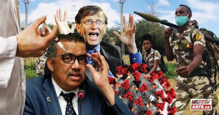 Strašlivé podezření: Je šéf světové zdravotnické organizace (WHO) terorista? Vyhlásil pandemii koronaviru, teď má být vyšetřován kvůli genocidě. Podnět k Mezinárodnímu trestnímu soudu dal kandidát Nobelovy ceny.