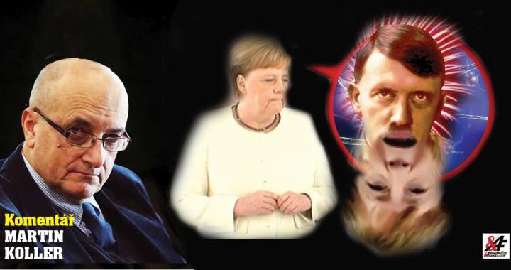 30 let pod propagandou Německa. Mnozí politici podlézají sudeťákům po vzoru Havla. Kdy se omluví Merkelová?  Blíží se konec naší republiky?