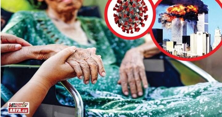 """90letá žena zvolila  asistovanou sebevraždu tváří v tvář dalším omezením kvůli koronaviru. Považovala pandemii za podvod, stejně jako například události 11. září. """"Je to obojí dílo satana,"""" tvrdila."""