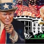 USA: Tajný scénář převratu –  Falešná přísaha Joe Bidena (předtočeno). Jenže prozrazeno: Výpadek proudu (Blackout) a přerušení TV přenosu. Trump zůstává prezidentem. Hromadné zatýkání. Dramatické scénáře před zítřejším dnem D.