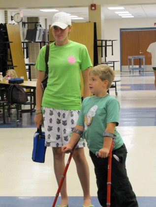Physical and Occupational Therapies are Related services for Special Education