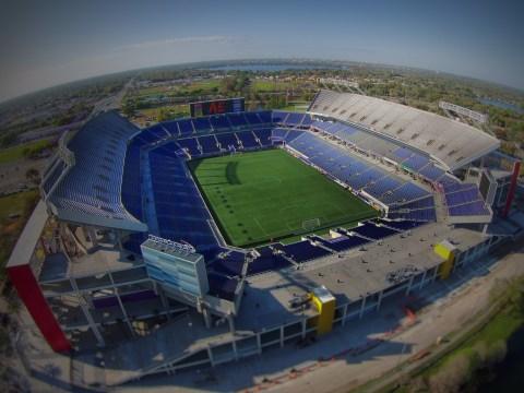 Orlando, Florida, USA || Click to watch an HD flyover of the stadium.