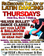 res 'Silver Bullet' Latin Dance Classes