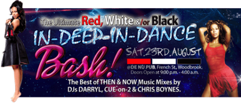 ABDA Retro Vibes Dance Party 2014