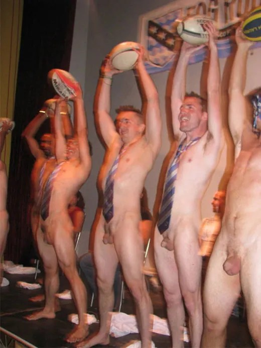 Rugby Guys Naked