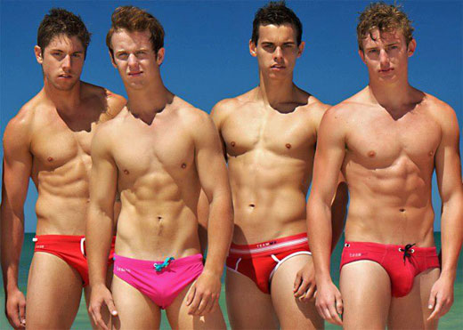 Speedo Friends