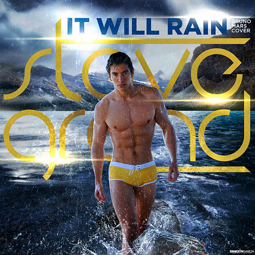 Steve Grand Yellow Speedo