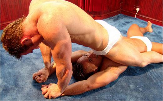 Speedo Wrestle