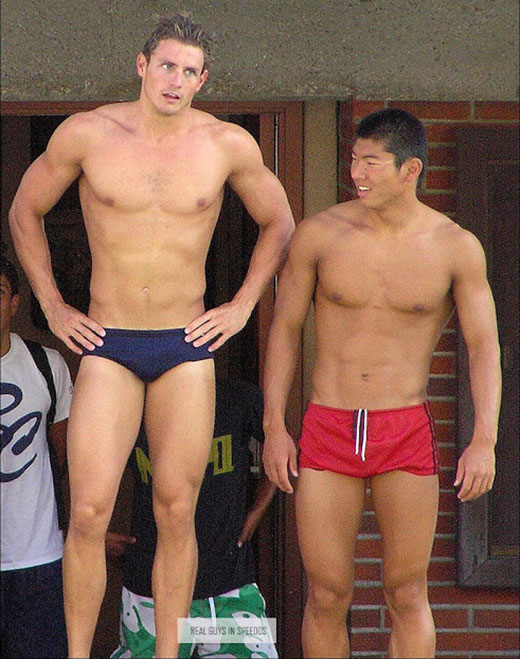 Speedos are hot