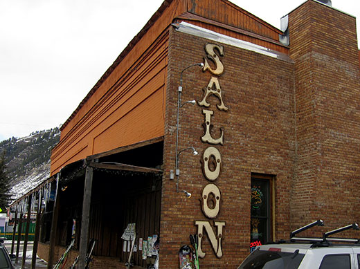 Minturn Saloon