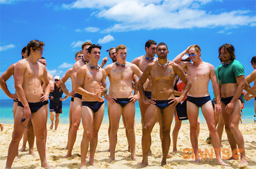 Speedos in the AFL