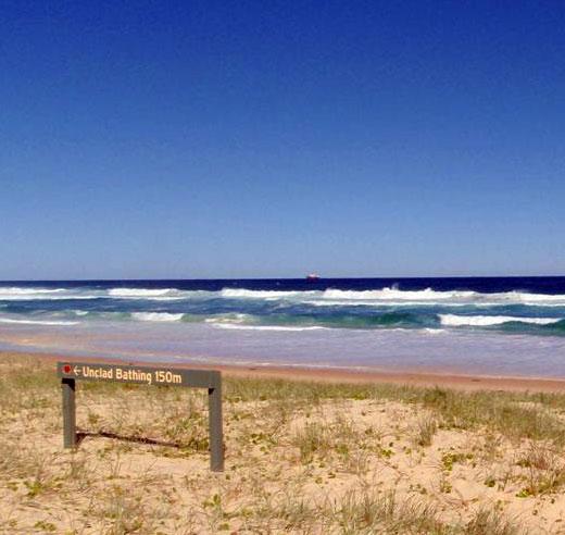 Nude Beach - Birdie Beach