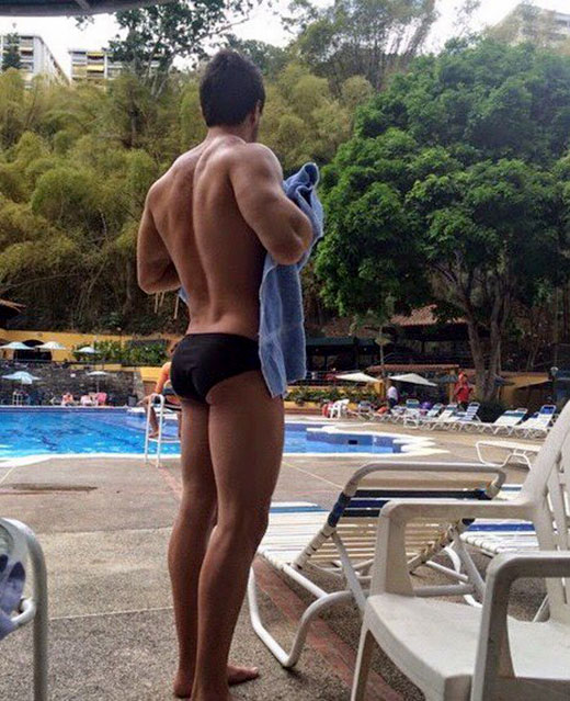 Pool Speedo
