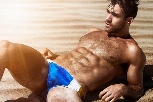 Real Men Wear AussieBum Speedos