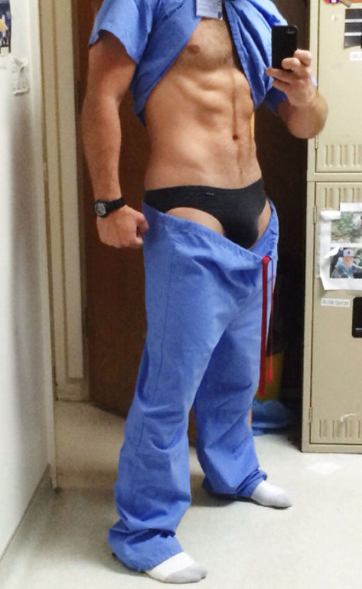 Scrubs and Speedos