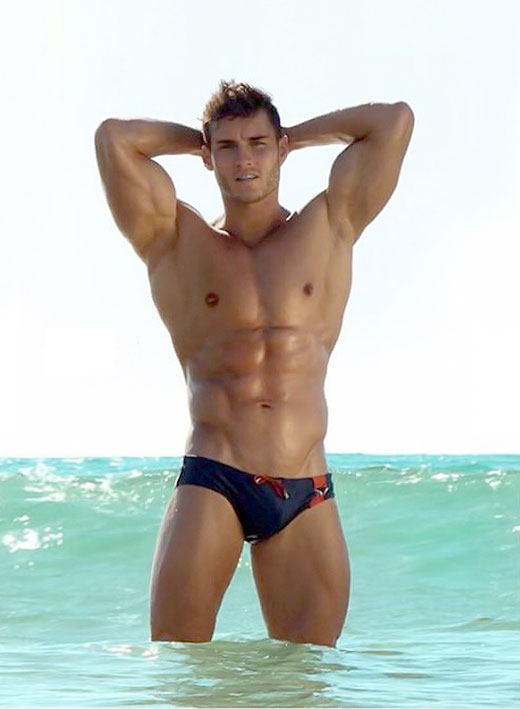from Achilles first gay aussie model