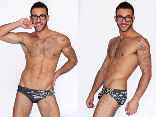 Speedos and Glasses