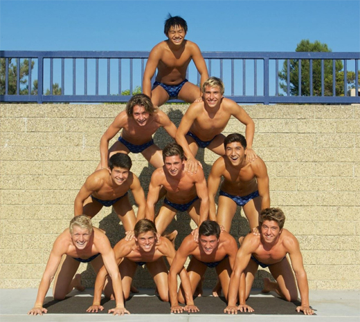 Gay Swimteam