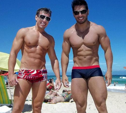 Brazilian Cut Speedos