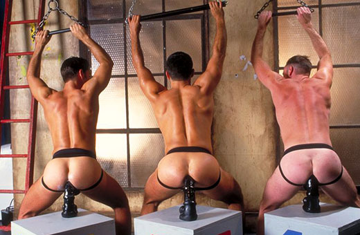 Gay Butt Plug Training
