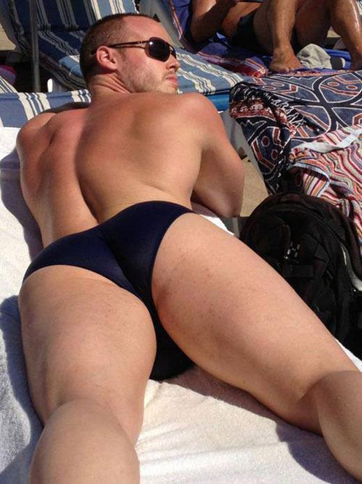 Firm Buttocks