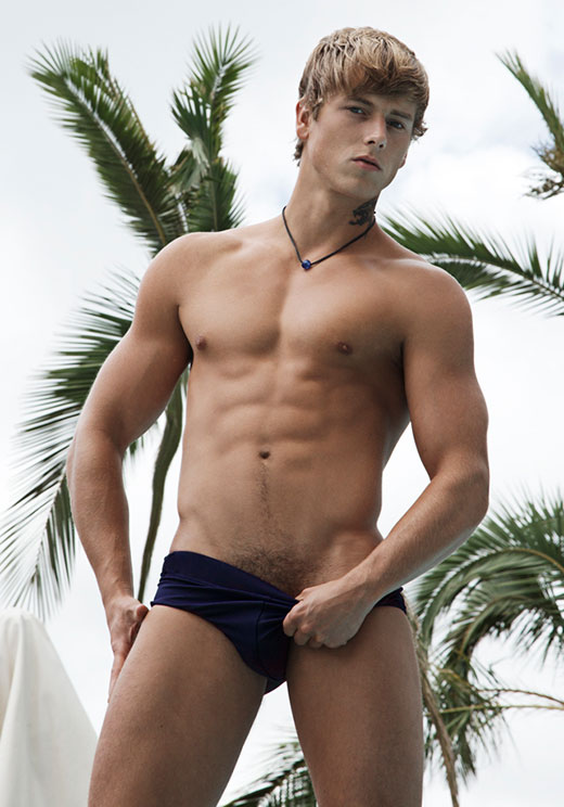 Fit Speedo Guy