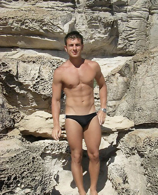 Fun in Speedos