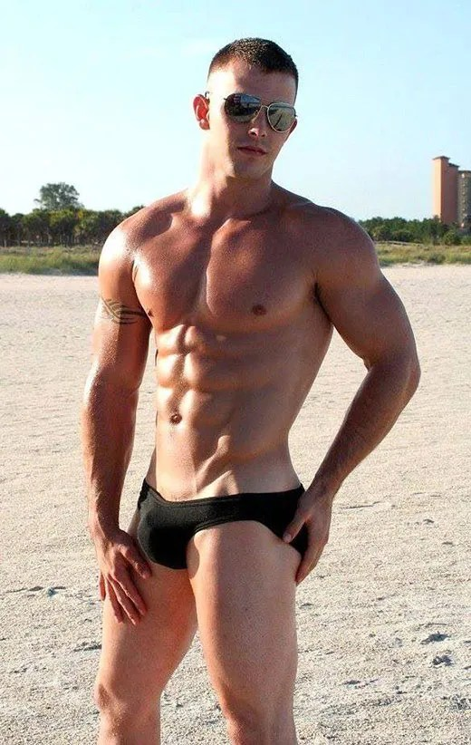 Low Cut Speedo