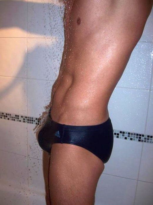 Navy ADIDAS Speedo