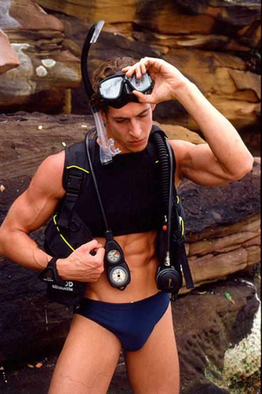 Speedo Scuba Diving