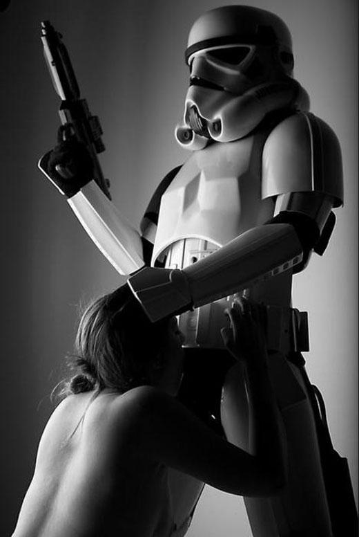 Star wars blowjob