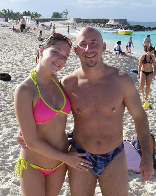 Swimsuit Couple