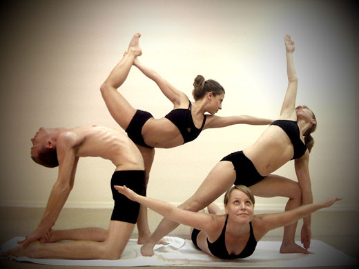 Yoga Orgy