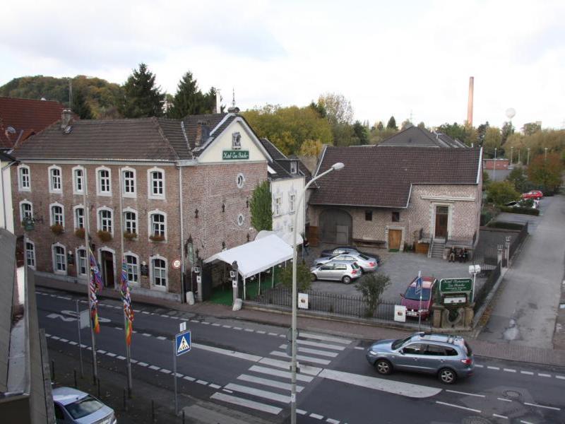 Blog Elke Wirtz  Projekt Hotel und Restaurant Zur Brücke, Herzogenrath