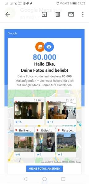 Blog Elke Wirtz Screenshot_20191203_210238_com.google.android.gm_-1 Webseiten-weite Aktivität