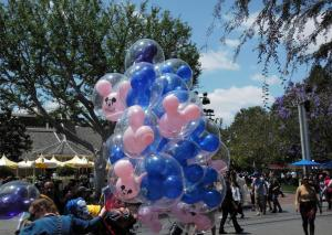 You might call these Mickey balloons, Jerry and I call them strangulation devices.