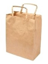 Salespeople want to make a sale. They'll tell you how good you look in this paper bag, if it hangs with a price tag on their rack.