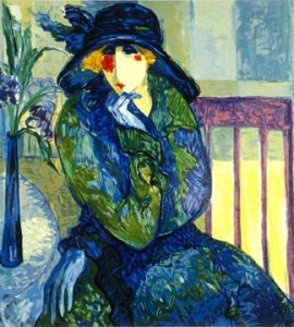Mrs. Calabash by Barbara Wood