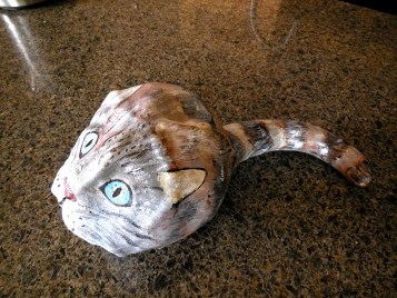 Jerry's cat gourd