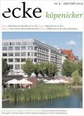 Stadtteilzeitung ecke koepenicker Nr 4 Juni 2015 Cover